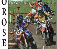 Locandina Manifesto 1° Prova Hard Race ASI Sardegna 2016 - Orosei