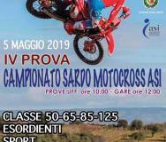 4^ Prova Campionato Motocross ASI Villamar
