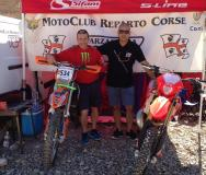 Tomaso Orecchioni all'Erzbergrodeo 2016