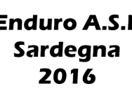 Riunione Enduro ASI Sardegna 2015-2016